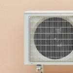 Varmepumpens udedel